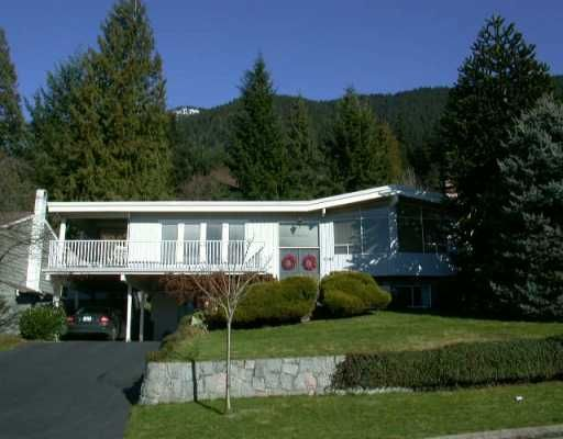 """Main Photo: 5280 RANGER AV in North Vancouver: Canyon Heights NV House for sale in """"canyon heights"""" : MLS®# V574863"""