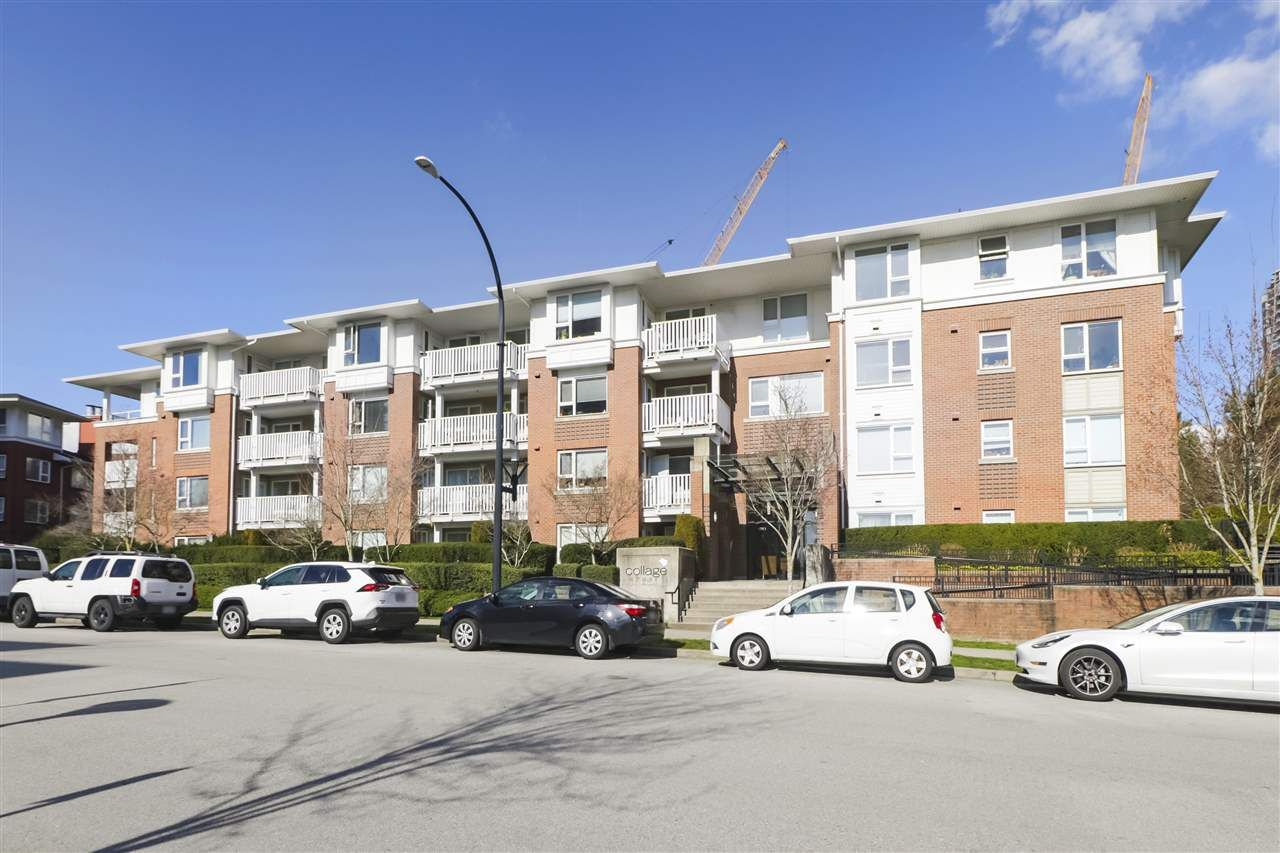 "Photo 20: Photos: 103 4783 DAWSON Street in Burnaby: Brentwood Park Condo for sale in ""COLLAGE"" (Burnaby North)  : MLS®# R2443066"