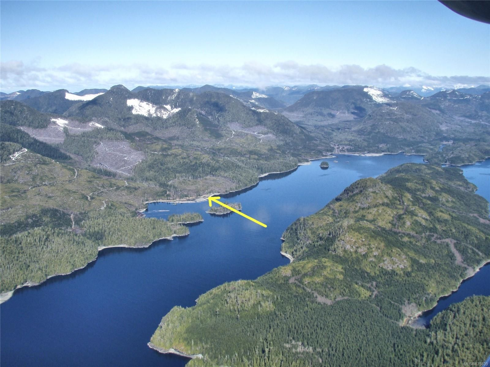Main Photo: File#1406265 Plumper Harbour in : Isl Small Islands (North Island Area) Business for sale (Islands)  : MLS®# 875839