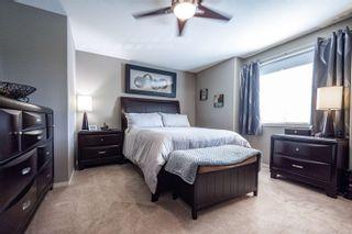 Photo 29: 124 CASTLE Drive in Edmonton: Zone 27 House Half Duplex for sale : MLS®# E4260271