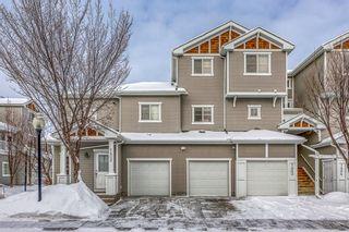 Photo 3: 1401 281 COUGAR RIDGE Drive SW in Calgary: Cougar Ridge Row/Townhouse for sale : MLS®# A1070231