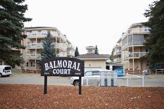 Photo 1: 107 17511 98A Avenue in Edmonton: Zone 20 Condo for sale : MLS®# E4262098