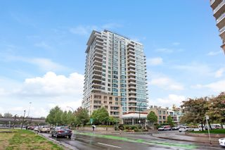 """Main Photo: 605 125 MILROSS Avenue in Vancouver: Downtown VE Condo for sale in """"Creekside"""" (Vancouver East)  : MLS®# R2618002"""