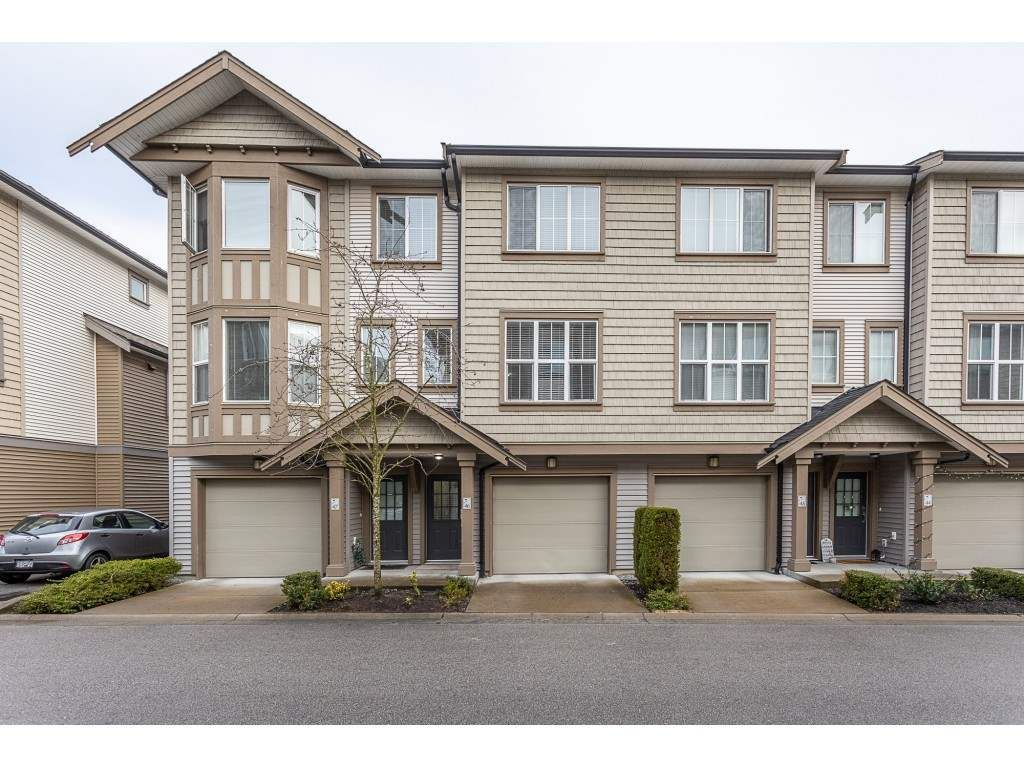 """Main Photo: 46 14838 61 Avenue in Surrey: Sullivan Station Townhouse for sale in """"SEQUOIA"""" : MLS®# R2564891"""