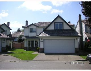 Main Photo: 12440 GREENLAND Place in Richmond: East Cambie House for sale : MLS®# V663381