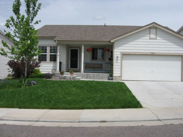 Main Photo: 5250 S. Rome Street in Aurora: Trail Ridge House for sale (Aurora South)  : MLS®# 749549
