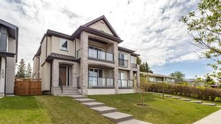 Main Photo: 5606 37 Street SW in Calgary: Lakeview Semi Detached for sale : MLS®# A1115500