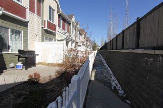 Photo 31: 20 2003 RABBIT HILL Road NW in Edmonton: Zone 14 Townhouse for sale : MLS®# E4238123