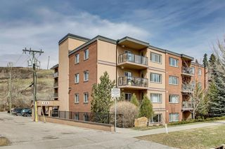 Main Photo: 306 728 3 Avenue NW in Calgary: Sunnyside Apartment for sale : MLS®# A1092606