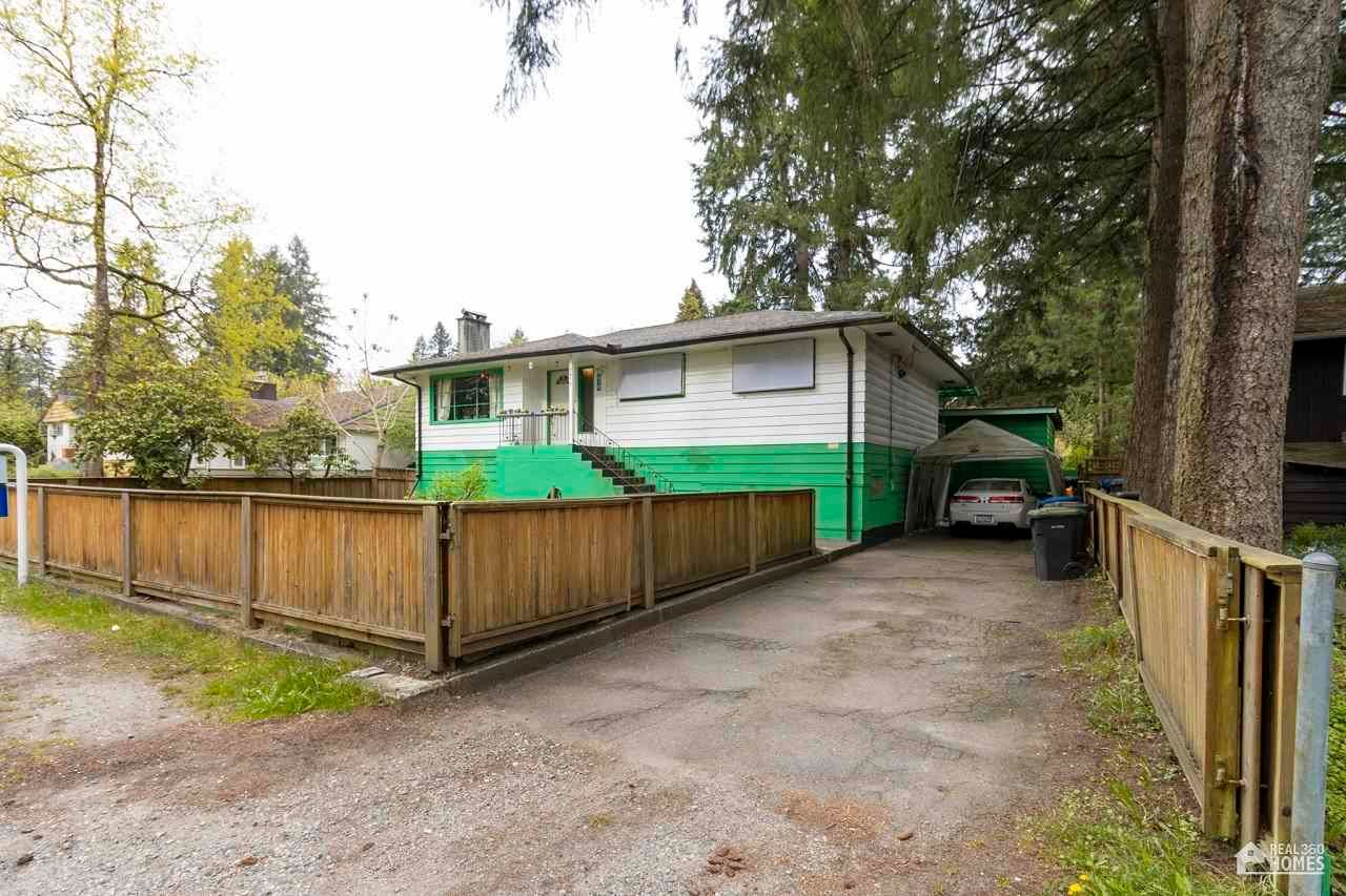 Main Photo: 3476 LANCASTER Street in Port Coquitlam: Woodland Acres PQ House for sale : MLS®# R2570362