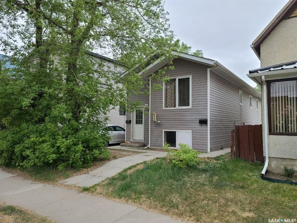 Main Photo: 528 H Avenue South in Saskatoon: Riversdale Residential for sale : MLS®# SK855504