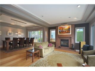 """Photo 5: 6672 MONTGOMERY Street in Vancouver: South Granville House for sale in """"SOUTH GRANVILLE"""" (Vancouver West)  : MLS®# V1106060"""
