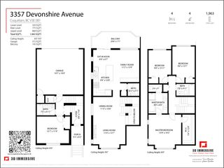 """Photo 24: 3357 DEVONSHIRE Avenue in Coquitlam: Burke Mountain Townhouse for sale in """"BELMONT PARK"""" : MLS®# R2570400"""