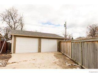 Photo 3: 327 Shelley Street in Winnipeg: Westwood / Crestview Residential for sale (West Winnipeg)  : MLS®# 1609107