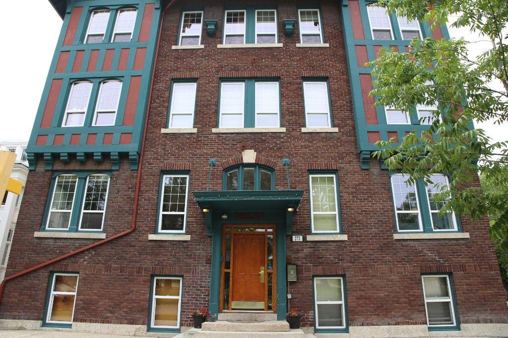 Photo 1: Photos: 5 272 Home Street in Winnipeg: Wolseley Apartment for sale (West Winnipeg)  : MLS®# 1416861
