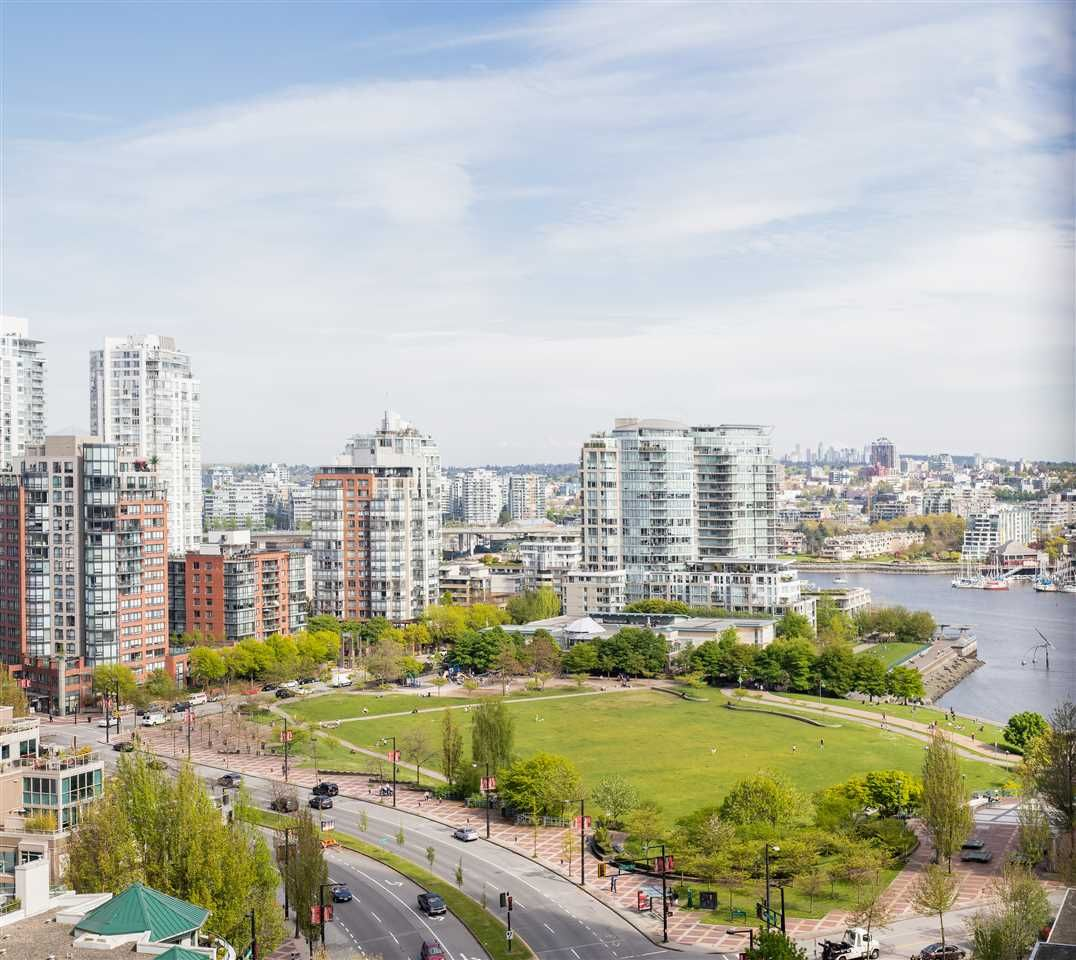Main Photo: 1806 1438 RICHARDS STREET in Vancouver: Yaletown Condo for sale (Vancouver West)  : MLS®# R2265131