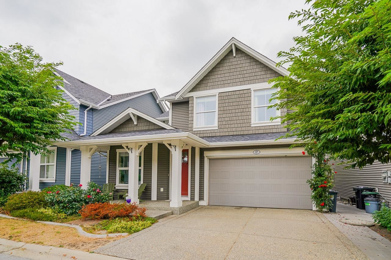 """Main Photo: 17 7891 211 Street in Langley: Willoughby Heights House for sale in """"ASCOT"""" : MLS®# R2612484"""
