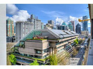 Photo 2: # 912 1010 HOWE ST in Vancouver: Downtown VW Condo for sale (Vancouver West)  : MLS®# V1060554