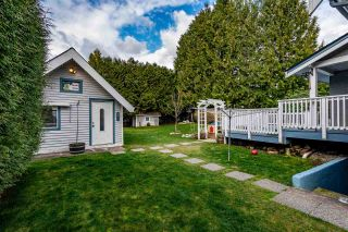Photo 32: 33565 1ST Avenue in Mission: Mission BC House for sale : MLS®# R2557377