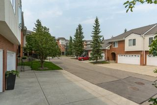 Main Photo: 317 Patina Court SW in Calgary: Patterson Row/Townhouse for sale : MLS®# A1134275