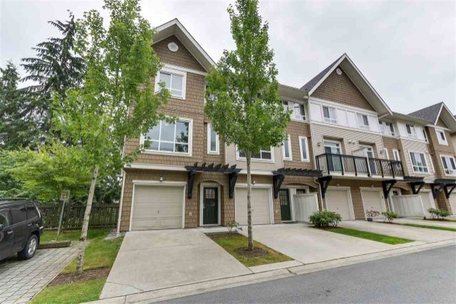 Main Photo: 59 1295 SOBALL STREET in : Burke Mountain Townhouse for sale (Coquitlam)  : MLS®# R2289508