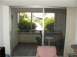 Photo 5: HILLCREST Condo for sale : 2 bedrooms : 3825 Centre #8 in San Diego