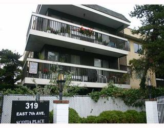 "Photo 1: 202 319 E 7TH Avenue in Vancouver: Mount Pleasant VE Condo for sale in ""SCOTIA PLACE"" (Vancouver East)  : MLS®# V776159"
