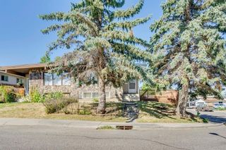 Main Photo: 826 Canfield Way SW in Calgary: Canyon Meadows Semi Detached for sale : MLS®# A1133178