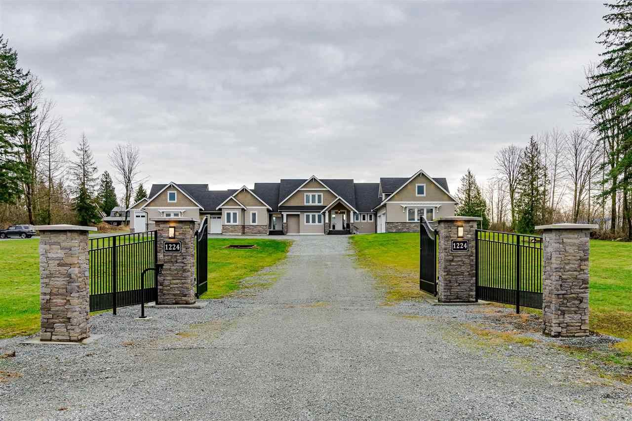 Main Photo: 1224 240 Street in Langley: Otter District House for sale : MLS®# R2528188