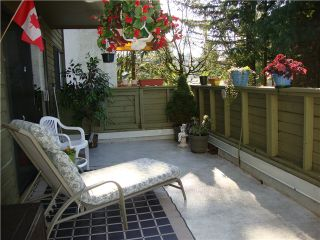 """Photo 8: 1 2431 KELLY Avenue in Port Coquitlam: Central Pt Coquitlam Condo for sale in """"ORCHARD VALLEY ESTATES"""" : MLS®# V992019"""