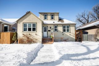 Photo 1: 227 Beaverbrook Street in Winnipeg: River Heights North Residential for sale (1C)  : MLS®# 202102925