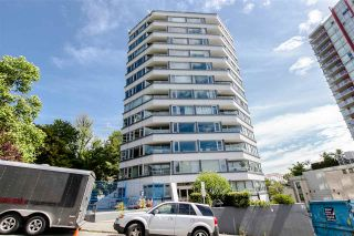"""Photo 1: 1101 31 ELLIOT Street in New Westminster: Downtown NW Condo for sale in """"ROYAL ALBERT TOWERS"""" : MLS®# R2068328"""