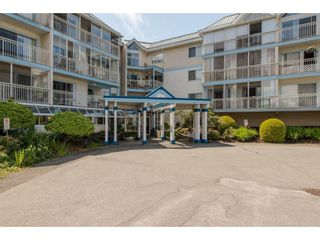 "Photo 2: 206 31930 OLD YALE Road in Abbotsford: Abbotsford West Condo for sale in ""ROYAL COURT"" : MLS®# R2381649"
