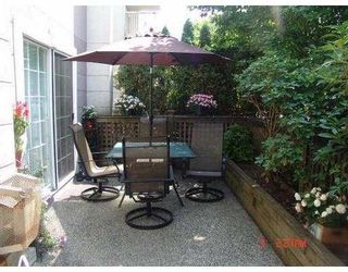 """Photo 9: 101 1990 COQUITLAM Ave in Port Coquitlam: Glenwood PQ Condo for sale in """"THE RITCHFIELD"""" : MLS®# V633976"""