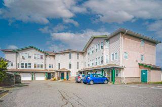 "Photo 1: 208 5765 VEDDER Road in Chilliwack: Vedder S Watson-Promontory Condo for sale in ""Southside Estates"" (Sardis)  : MLS®# R2574125"