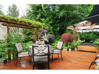 Photo 14: 1284 WHITE PINE Place in Coquitlam: Canyon Springs House for sale : MLS®# V1013466