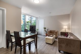 """Photo 1: 328 1783 MANITOBA Street in Vancouver: False Creek Condo for sale in """"Residences at West"""" (Vancouver West)  : MLS®# R2617799"""