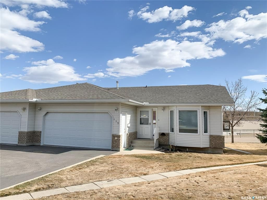 Main Photo: 115 202 Lister Kaye Crescent in Swift Current: Trail Residential for sale : MLS®# SK755839