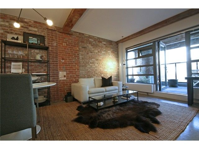 """Photo 4: Photos: 106 388 W 1ST Avenue in Vancouver: False Creek Condo for sale in """"The Exchange"""" (Vancouver West)  : MLS®# V1115202"""