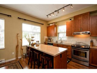 """Photo 8: 752 ORWELL Street in North Vancouver: Lynnmour Townhouse for sale in """"WEDGEWOOD"""" : MLS®# V1016804"""