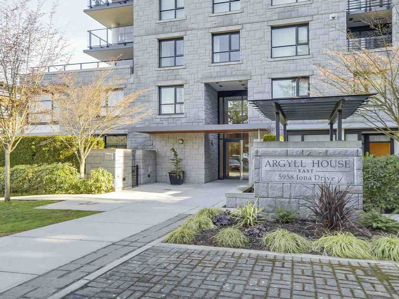 FEATURED LISTING: 301 - 5958 IONA Drive Vancouver
