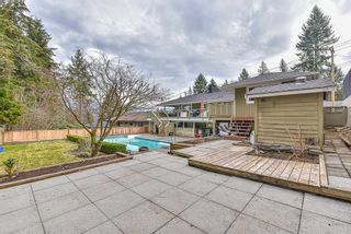 Photo 36: 1018 GATENSBURY ROAD in Port Moody: Port Moody Centre House for sale : MLS®# R2546995