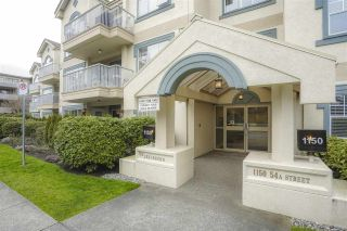 "Photo 2: 308 1150 54A Street in Delta: Tsawwassen Central Condo for sale in ""LEXINGTON"" (Tsawwassen)  : MLS®# R2442881"