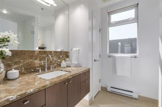 """Photo 14: 214 1961 COLLINGWOOD Street in Vancouver: Kitsilano Townhouse for sale in """"VIRIDIAN GREEN"""" (Vancouver West)  : MLS®# R2205025"""