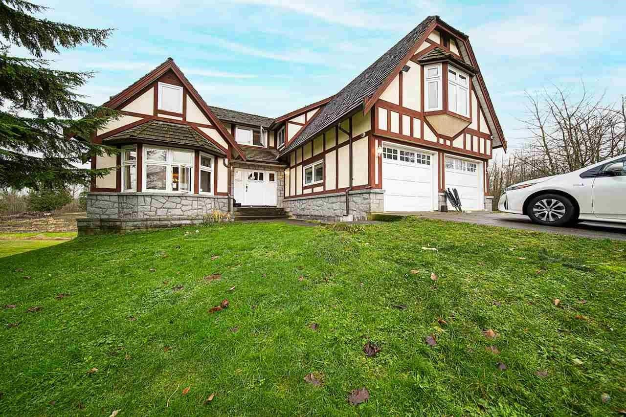 Main Photo: 6878 267 Street in Langley: County Line Glen Valley House for sale : MLS®# R2597377