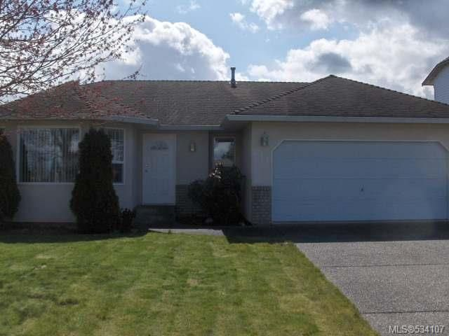Main Photo: 612 Hirst Ave in PARKSVILLE: PQ Parksville House for sale (Parksville/Qualicum)  : MLS®# 534107