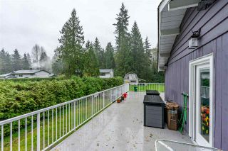 Photo 39: 11554 280 Street in Maple Ridge: Whonnock House for sale : MLS®# R2510924