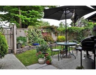 """Photo 10: 47 10051 SWINTON Crescent in Richmond: McNair Townhouse for sale in """"EDGEMERE GARDENS"""" : MLS®# V910264"""