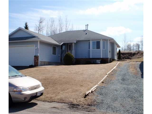 """Main Photo: 4423 WHEELER Road in Prince George: Charella/Starlane House for sale in """"CHARELLA/STARLANE"""" (PG City South (Zone 74))  : MLS®# N216265"""