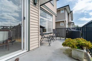 Photo 20: 15 9833 KEEFER AVENUE in Richmond: McLennan North Townhouse for sale : MLS®# R2564076